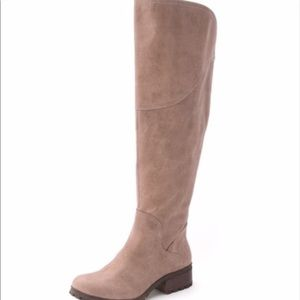 Lucky Brand Harleen Over the Knee Boots